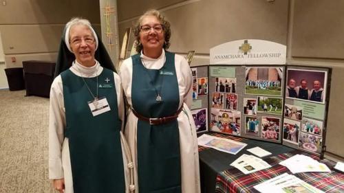 LA Diocesan Convention_SrSusanAlice_SrPatriciaSarah