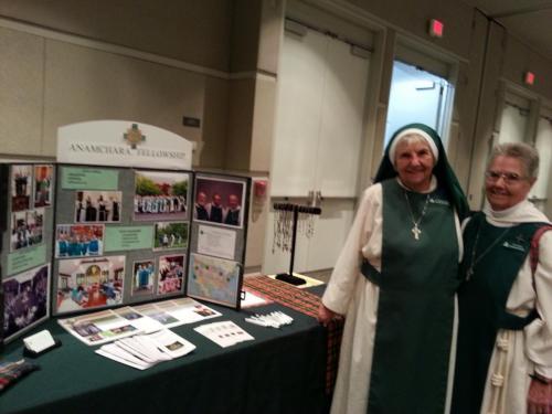 SrPatriciaAngela_SrAnnFrancis_Diocesan_Convention